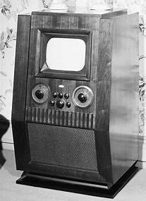 1940 television set
