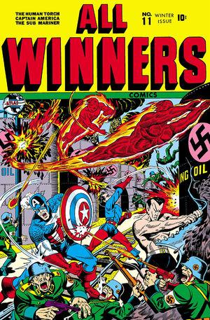 all winners 11