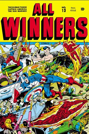 all winners 13