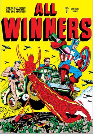 all winners 8