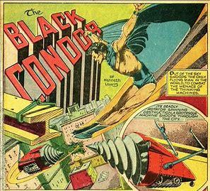 black condor spinning death