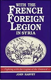 french foreign legion in syria