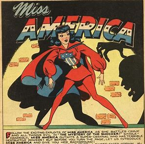 miss america timely
