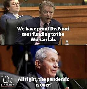 fauci pandemic meme
