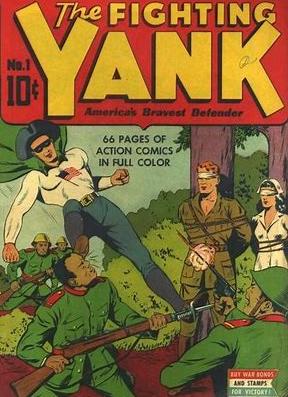 fighting yank 1