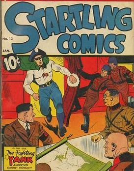 startling 12