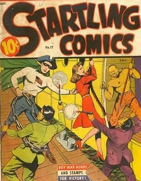 startling 17