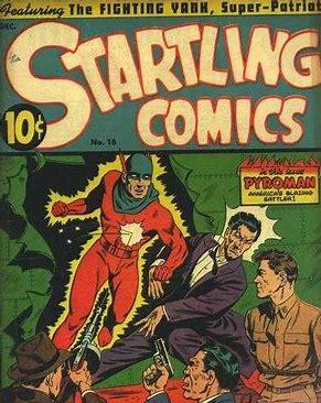 startling 18