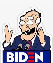 Biden as creep from fam guy