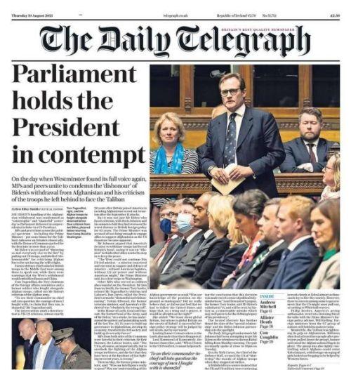 biden parliament contempt