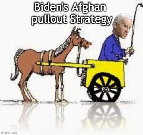 Biden pullout strategy