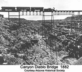 canyon diablo bridge 1882