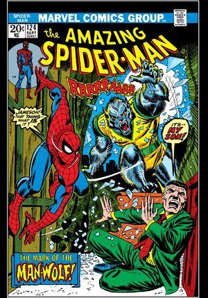 spider man 124