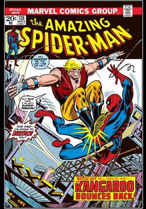 spider man 126