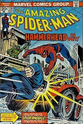 spider man 130
