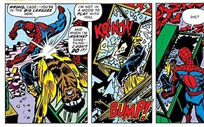 spider man luke cage