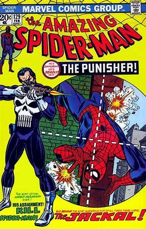 spider man number 129