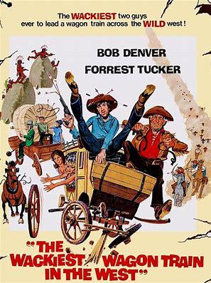 wackiest wagon train