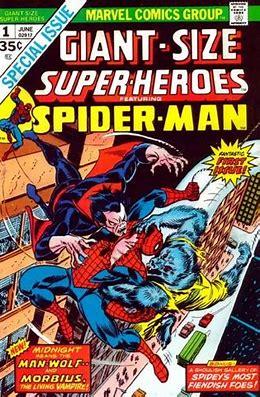 giant size superheroes 1