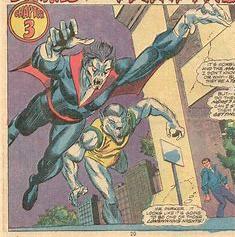 morbius and man wolf