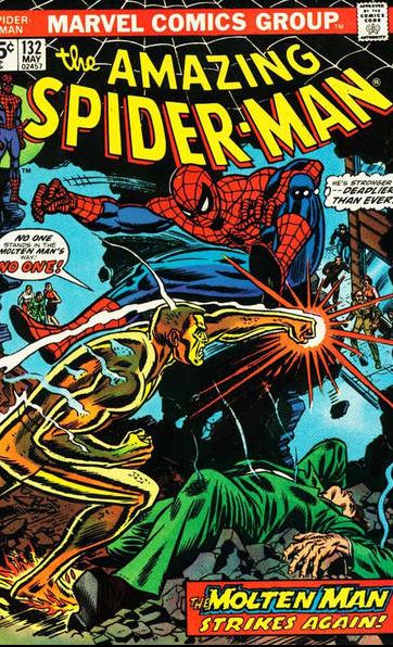 spider man 132