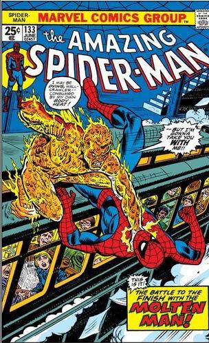 spider man 133