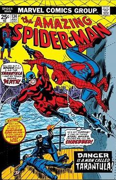 spider man 135