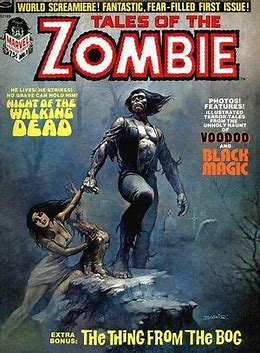 tales of zombie 1